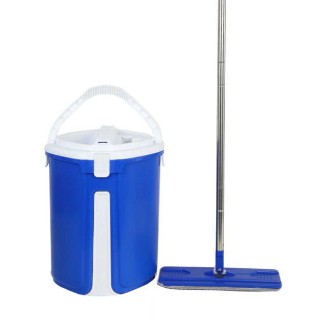 2019 Hand Free Easy Use Self-washed Magic Flat squeeze Mop