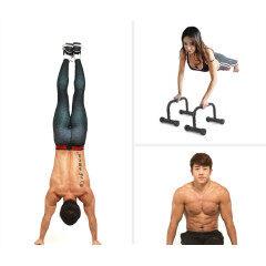 CNcompany Strength training gym cushioned foam grip made multifunct push-up stand bar