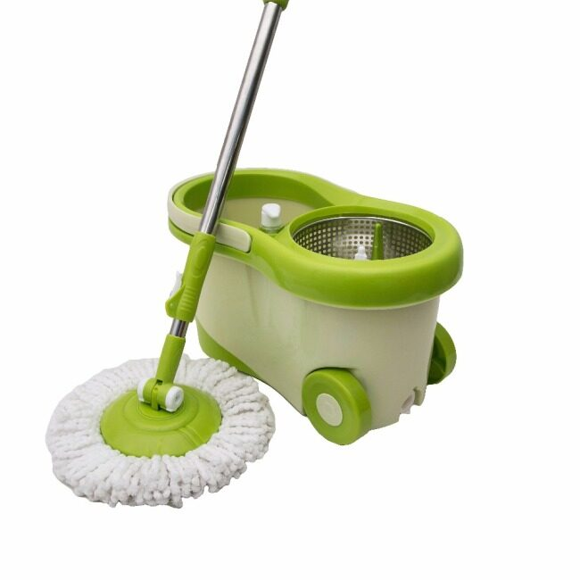 360 Spin Magic Mop Bucket Window Cleaning Equipment Household Cleaning Tools