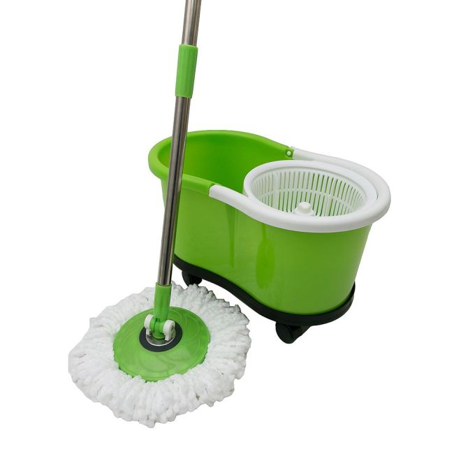 Telescopic Easy Life 360 Degree Rotating Spin Magic Mop