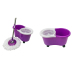 Magic bucket 360 spin easy mop