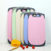 Kitchen PP Plastic Cheese Cutting Board