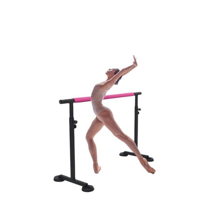 BNcompany Custom Folding Exercise Barre Pole Ballet Adjustable Movable Dance Barre