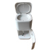 BNT02 Diaper pail trash bin with inner lid and safty lock garbage can