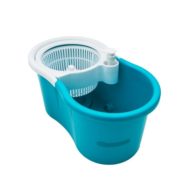 BNcompany 360 mops with big bucket cleaning spinning mops