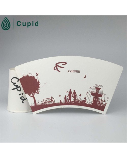chinese suppiler provide best quality paper cup fan for coffee cup