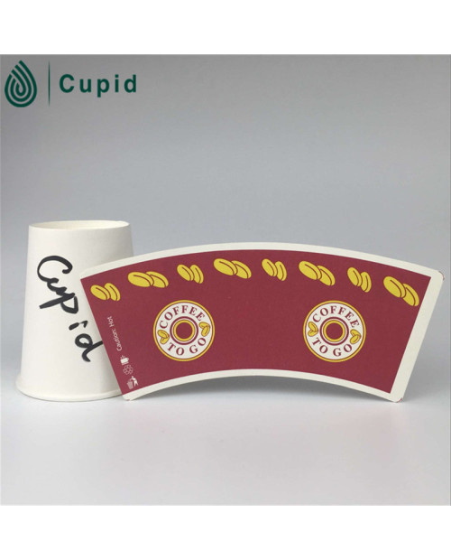 chinese suppiler provide best quality paper cup fan for coffe cup
