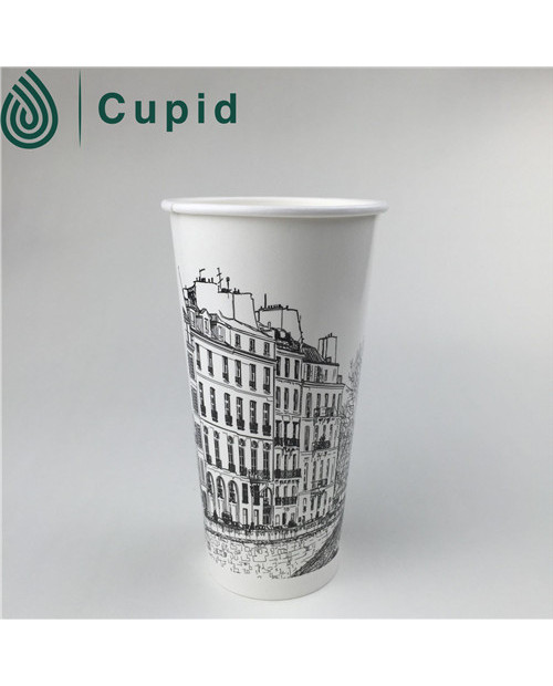 eco friendly disposable paper cup
