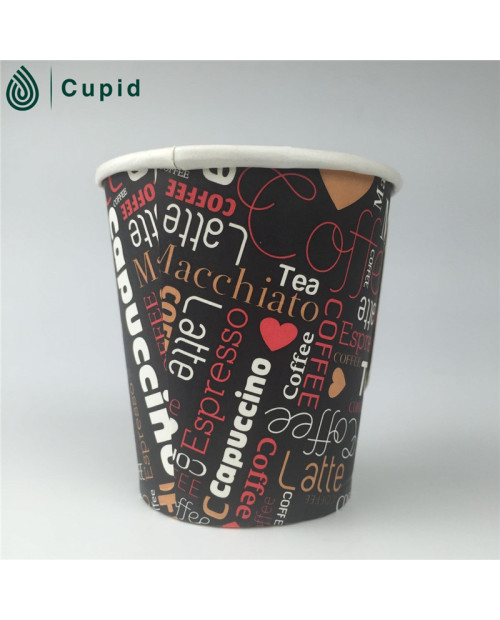 paper cup foodgrade raw material pe coated paper cup