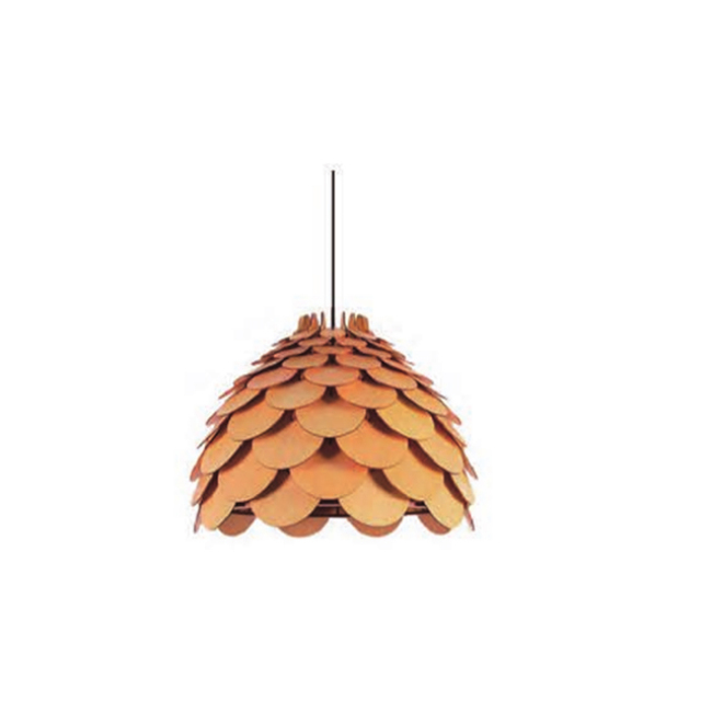 Big deal apple wooden lighting