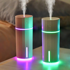 Innovative new mini rhombus humidifier USB Car desk air purification Mini humidifier atomizer