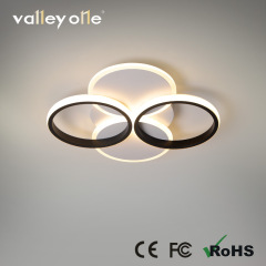 New bedroom lamp LED creative fashion room ceiling lamp fancy restaurant study bedroom art lamp manufacturer