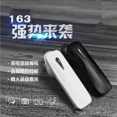 M163 mobile wireless Bluetooth headset stereo music mini sports earphone spot headset wholesale