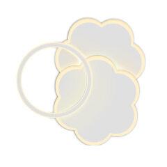 Led fancy room light simple modern ceiling light creative personality acrylic warm romantic bedroom light