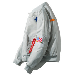 MA1 pilot jacket men's aerospace staff coat men's and women's air force No.1 jacket thin bomber European station